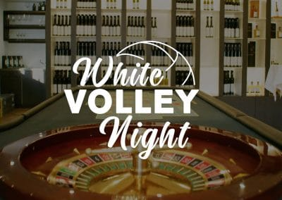 2019 White Volley Night